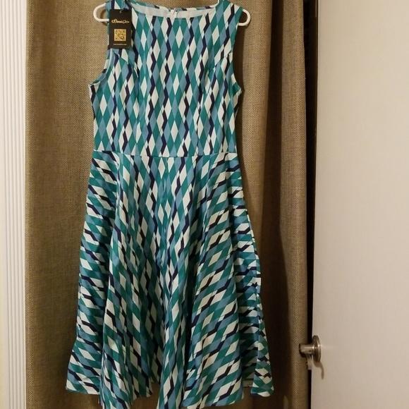 724c886ae519 Anni Coco Dresses   50s Style Dress Nwt   Poshmark